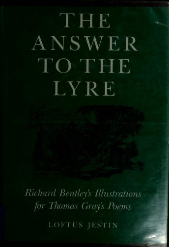 The answer to the lyre by Loftus Jestin
