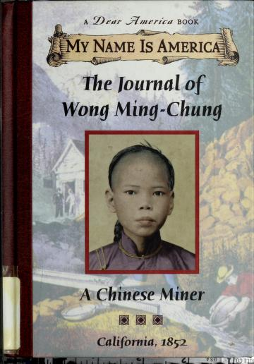 Cover of: The journal of Wong Ming-Chung | Laurence Yep