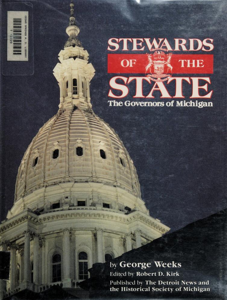 Stewards of the state by George Weeks