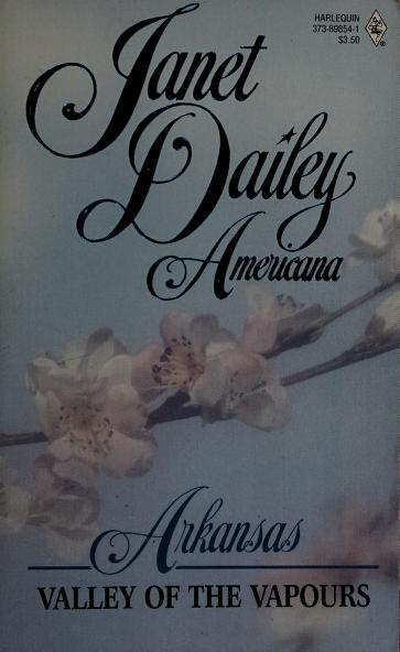 Valley Of The Vapours  (Arkansas) (Janet Dailey Americana) by
